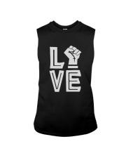 Love Black Sleeveless Tee thumbnail