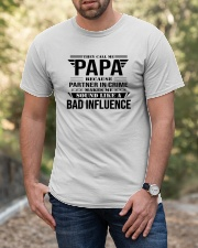 Bad Influence Classic T-Shirt apparel-classic-tshirt-lifestyle-front-53