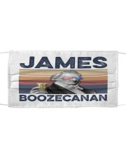 US Beer James Boozecanan Cloth face mask thumbnail