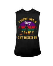 Try to keep up Boy Scout Sleeveless Tee thumbnail