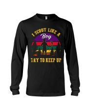 Try to keep up Boy Scout Long Sleeve Tee thumbnail