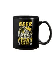 Beer Fishy Fishy Funny Love Fishing and Drinking Mug thumbnail