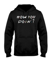 How You Doin - Friends Hooded Sweatshirt front