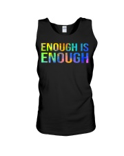 Enough Is Enough Unisex Tank thumbnail
