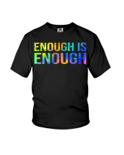 Enough Is Enough Youth T-Shirt thumbnail