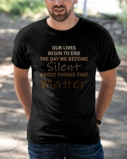 Silent Matter Classic T-Shirt apparel-classic-tshirt-lifestyle-front-50