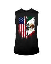 Mexico - United State Sleeveless Tee thumbnail