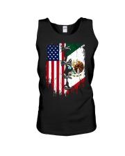 Mexico - United State Unisex Tank thumbnail