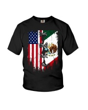 Mexico - United State Youth T-Shirt thumbnail