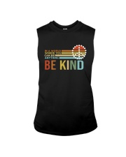In A World Where You Can Be Anything - Be Kind Sleeveless Tee thumbnail