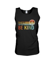 In A World Where You Can Be Anything - Be Kind Unisex Tank thumbnail