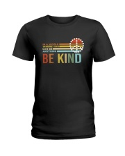 In A World Where You Can Be Anything - Be Kind Ladies T-Shirt thumbnail
