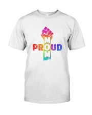 Mom Proud Classic T-Shirt front
