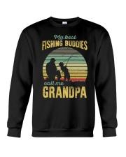 My Best Fishing Budddies Crewneck Sweatshirt thumbnail