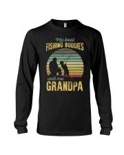My Best Fishing Budddies Long Sleeve Tee thumbnail