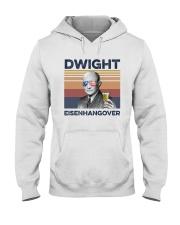 US Beer Dwight Eisenhangover Hooded Sweatshirt thumbnail