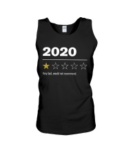 2020 - Bad Year  Unisex Tank thumbnail