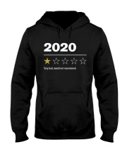2020 - Bad Year  Hooded Sweatshirt thumbnail
