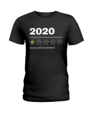 2020 - Bad Year  Ladies T-Shirt thumbnail