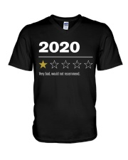 2020 - Bad Year  V-Neck T-Shirt thumbnail