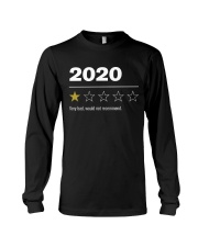2020 - Bad Year  Long Sleeve Tee thumbnail