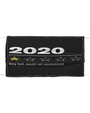 2020 - Bad Year  Cloth face mask thumbnail