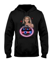 DION STAY HOME Hooded Sweatshirt thumbnail