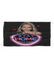DION STAY HOME Cloth face mask thumbnail
