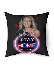 """DION STAY HOME Indoor Pillow - 18"""" x 18"""" thumbnail"""