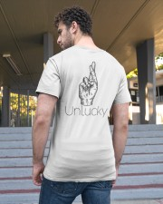 Unlucky Classic T-Shirt apparel-classic-tshirt-lifestyle-back-48