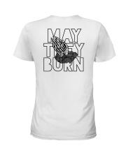 May They Burn Ladies T-Shirt thumbnail