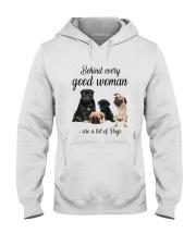 PUGS Hooded Sweatshirt thumbnail