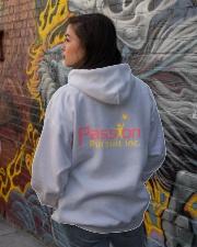 Agent of Change - PPI Hooded Sweatshirt lifestyle-unisex-hoodie-back-1