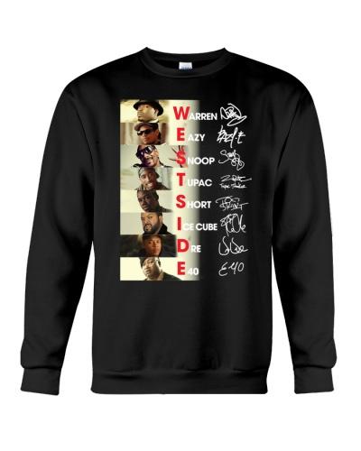 Old School Rappers Westside signature shirt