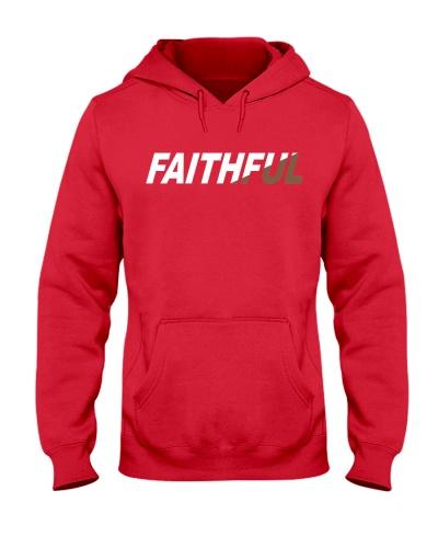 49ers faithful sweatshirt