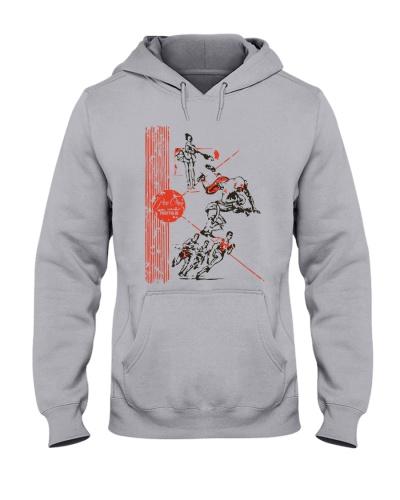 Pee chee hoodie