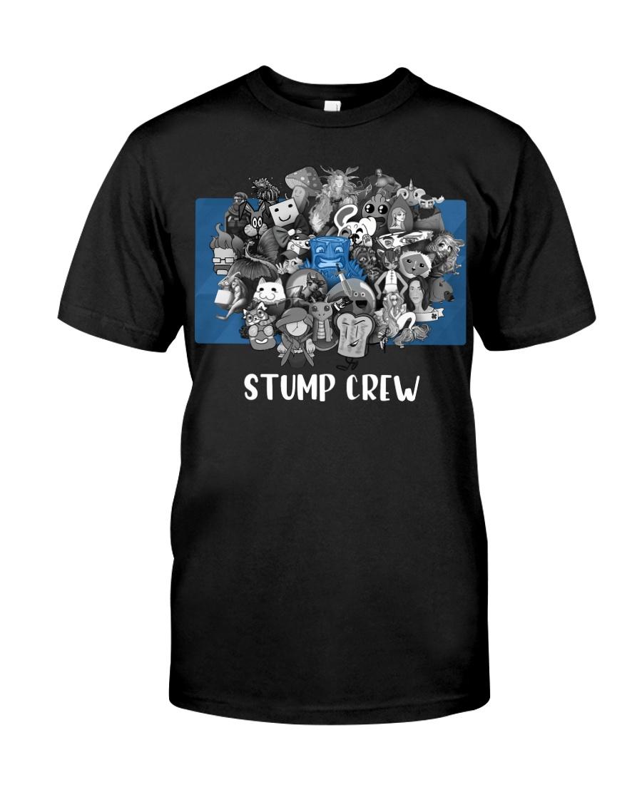 STUMP CREW DESIGN Classic T-Shirt