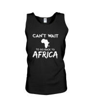 Africa-can't-wait Unisex Tank thumbnail