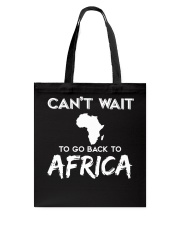Africa-can't-wait Tote Bag thumbnail