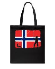 Norway Fishing  Tote Bag thumbnail