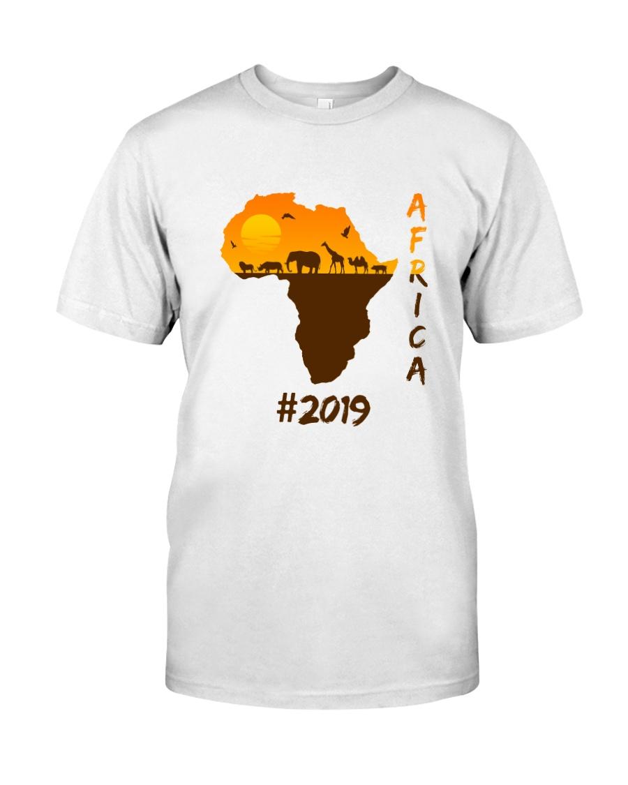 Africa-2019 Classic T-Shirt