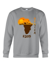 Africa-2019 Crewneck Sweatshirt thumbnail