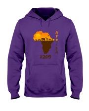 Africa-2019 Hooded Sweatshirt thumbnail