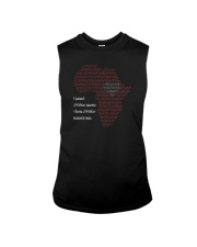 Africa needs me Sleeveless Tee thumbnail