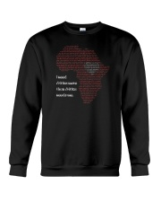 Africa needs me Crewneck Sweatshirt tile