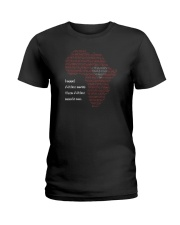 Africa needs me Ladies T-Shirt thumbnail