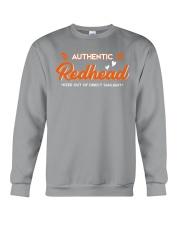 Redhead-authentic Crewneck Sweatshirt thumbnail