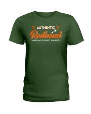 Redhead-authentic Ladies T-Shirt thumbnail