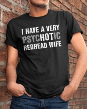 I have a very hot redhead wife Classic T-Shirt apparel-classic-tshirt-lifestyle-26