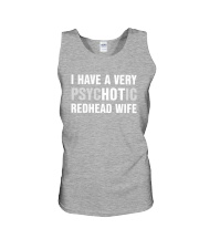 I have a very hot redhead wife Unisex Tank thumbnail
